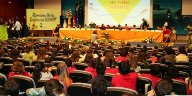 El pleno infantil de Las Rozas, celebrado en la Ciudad del Fútbol de la RFEF