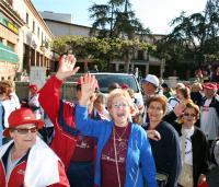 Viajes organizados para mayores. Foto: Ayuntamiento Las Rozas