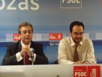 Acto de campaña del PSOE. Foto: PSOE Las Rozas