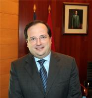 Javier Espadas, nuevo concejal de Las Rozas