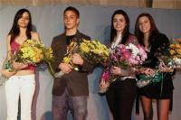 Reinas y reyes juveniles 2008