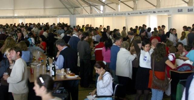 Feria del Marisco en Las Rozas