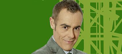Jordi Gonzalez, presentador de La Noria