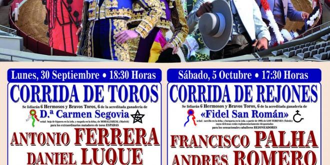 Toros en Las Rozas San Miguel 2013