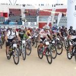 Carrera Madrid Lisboa en bicicleta