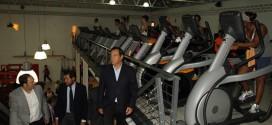 Centro de padel y fitness de Las Rozas