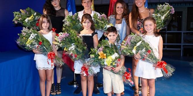 Reyes y reinas de las fiestas de Las Rozas 2013