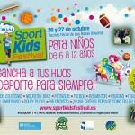 Sportkids Festival en Las Rozas