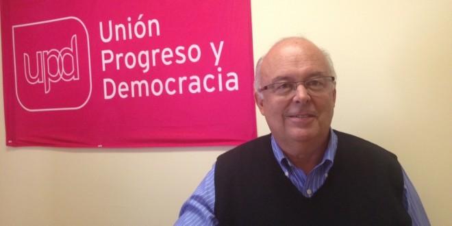 Antonio Bretón, de UPyD, pedirá la revisión de la plusvalía