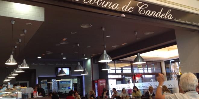 La cocina de Candela, en Gran Plaza 2
