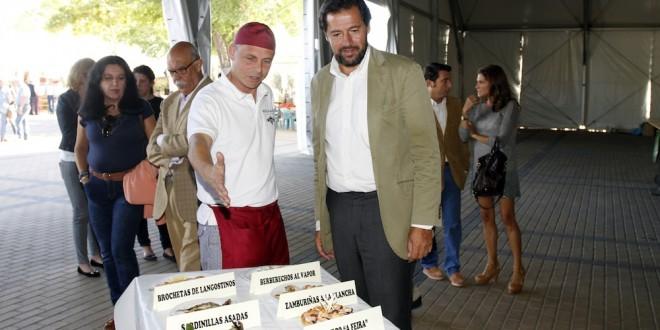 Feria del marisco Las Rozas 2013
