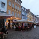 Copenhague Puerto Nyhavn