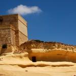 Malta - Gozo Castillo
