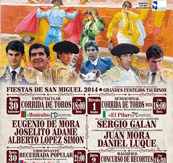 El torero Juan Mora vuelve a su plaza de Las Rozas