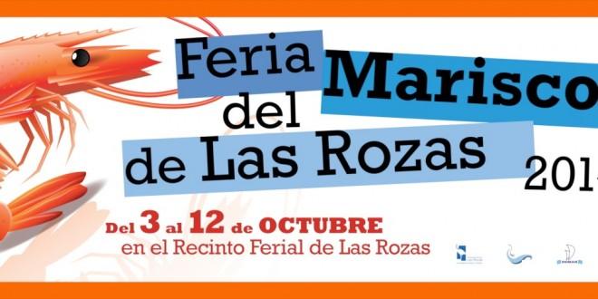 Feria del Marisco 2014 en el Recinto Ferial de Las Rozas