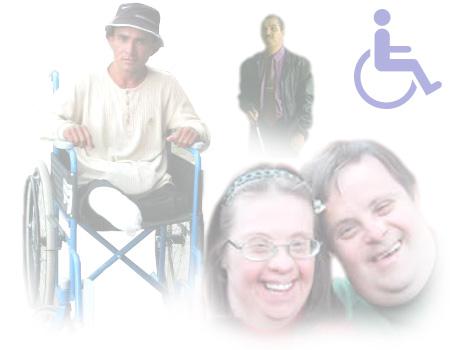 Adulto con discapacidad y defensa